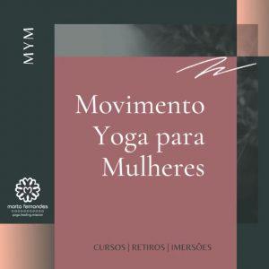 Movimento Yoga para Mulheres